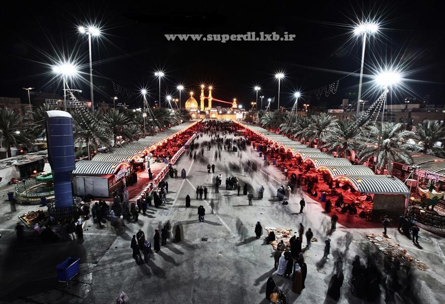 عکس حرم امام رضا با کیفیت اچ دی